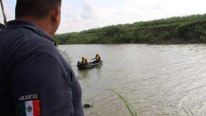 Hallan cuerpo de un niño en el Río Bravo