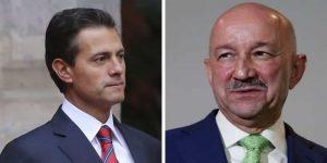 Ligan a Salinas y Peña Nieto al caso Collado