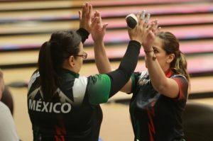 Bolos de plata para México en Lima 2019