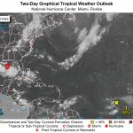 Barry, el primer huracán de la temporada se formará este viernes
