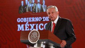 México vive un cambio de régimen: AMLO