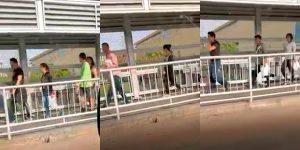 Captan regreso de migrantes por Puente I