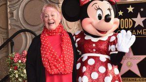 Disney de luto: muere actriz quien prestaba su voz a Minnie