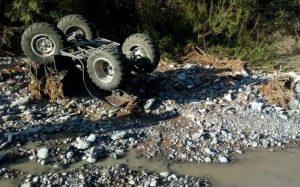 Mueren 8 personas tras ser arrastradas por arroyo en Coahuila