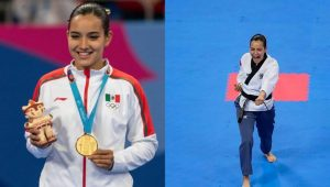 Paula Fregoso da a México la primera medalla de oro en los Panamericanos 2019