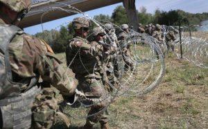 Estados Unidos aprueba enviar 2 mil 100 soldados a la frontera con México