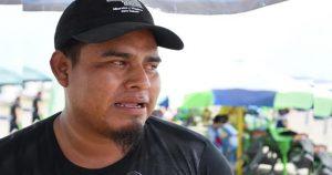 VIDEO: Vendedor de raspados salva a familia a punto de morir en una playa
