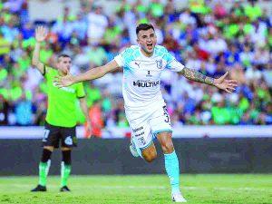 El querétaro derrota como visitante al FC juárez para tomar el liderato del apertura 2019