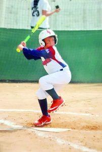 Gael Almanza Ibarra se trae título de máximo jonronero en Nacional de Categoría 5-6 años de Mazatlán, Sinaloa