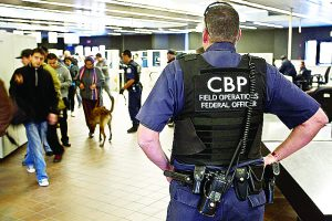 Arresta CBP a un indecente sexual