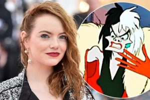 Disney da un primer vistazo a Emma Stone como Cruella de Vil