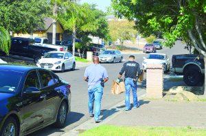 Catea SWAT casa en Los Presidentes