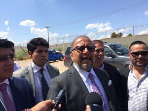 Presentan denuncia formal por fabricación de culpables en caso de Carlos Domínguez