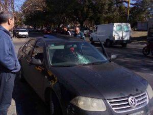 Vendedor ambulante ataca a mujer porque no le compró