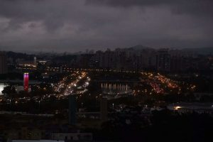 Misterio en Brasil: Oscurece a las 3 de la tarde en Sao Paulo