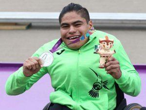 México ya rebasó las 100 medallas en parapanamericanos