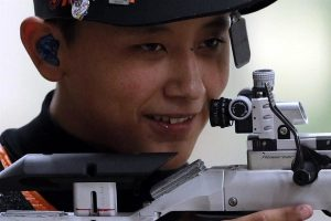 Gana Ramírez plata en tiro y boleto olímpico