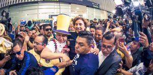 Así fue la descomunal llegada de Guillermo Ochoa a México