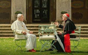 Lanzan tráiler de Los Dos Papas con Anthony Hopkins