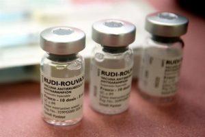 Advierten riesgo de brote de sarampión