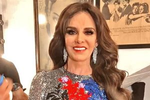 Lucía Méndez lanzará perfume para hombres