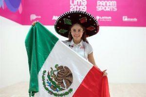 Gana Paola el oro 23 para México