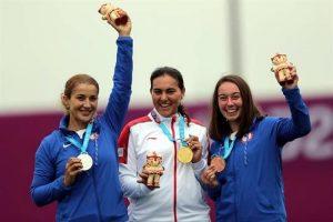 Logra México 37 oros en Panamericanos de Lima