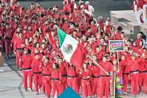 Premian con 222 millones de pesos a deportistas que participaron en Panamericanos