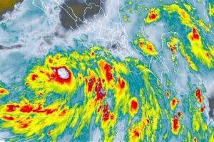 Se forma tormenta 'Ivo' en el Pacífico