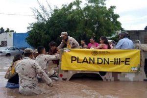 Evacuan en Sinaloa por tormenta 'Ivo'