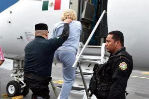 Trasladan a 120 internos a penales federales