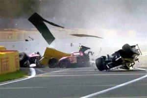Muere piloto de F2 tras choque