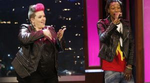 El rap en lenguaje de señas en un concierto que se volvió viral