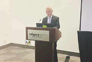 Premian a investigador  neolaredense en Canadá
