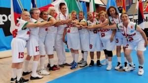 Gana selección femenil mexicana mundial de basquetbol para mayores de 65 años