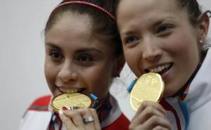 Paola Longoria da el oro 34 y se convierte en la máxima ganadora panamericana