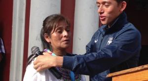 Regaló su medalla de los Juegos Panamericanos a su mamá
