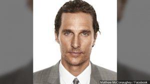 El actor Matthew McConaughey nombrado profesor en la Universidad de Texas