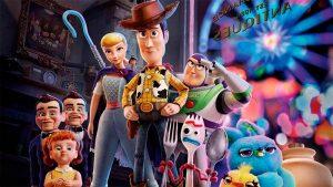 Toy Story 4 se convierte en la película más vista en México