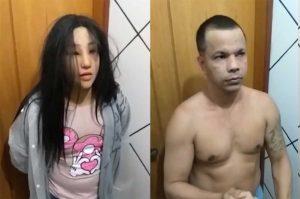 Narco intentó escapar de prisión disfrazado de mujer
