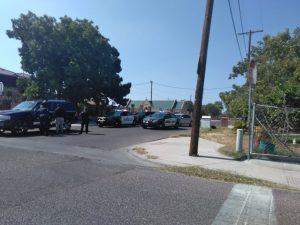 Cimbran a Laredo tiroteos; mueren 2