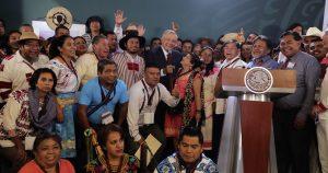 El 74.1% de los mexicanos votaría hoy a favor de que AMLO continúe como Presidente
