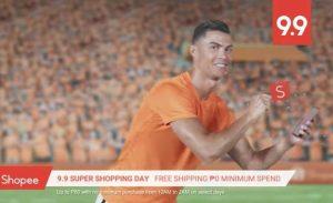 VIDEO: El gracioso baile de Cristiano Ronaldo que arrasa en redes