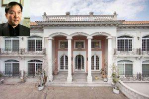 Venden casa de Zhenli Ye Gon en 102 mdp