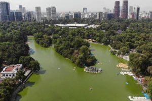 Bosque de Chapultepec es el mejor parque urbano del mundo