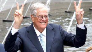 Muere David Koch, empresario multimillonario y donante influyente del Partido Republicano