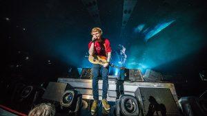 Ed Sheeran va por récord histórico con su tour