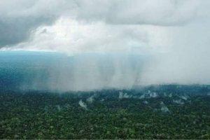 Descartan lluvia sobre la Amazonia, meteorólogos detienen 'fake news'