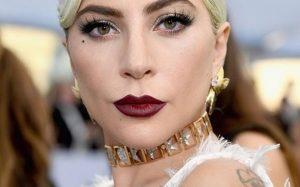 Así lucía Lady Gaga antes de operarse la cara
