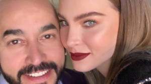 Belinda y Lupillo Rivera se casarán; Ricardo Montaner